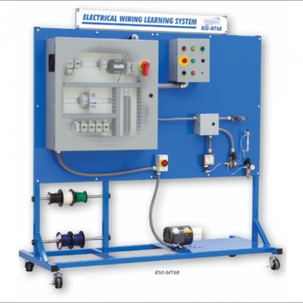 electrical wiring diagram simulator for car  alat praktek